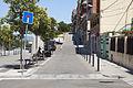 Rutes Històriques a Horta-Guinardó-carrer cortada 02.jpg