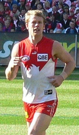 2012 AFL Grand Final - Ryan O'Keefe