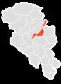 Sør-Fron kart.png
