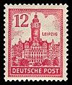 SBZ West-Sachsen 1946 161 Leipzig, Neues Rathaus.jpg