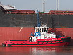 SD SEAL, IMO 9448188 in the Mississippi harbor, Port of Rotterdam, pic1.JPG