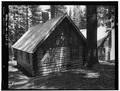 SOUTH SIDE - Paulina Lake IOOF Organization Camp, Cabin No. 3, Deschutes National Forest, La Pine, Deschutes County, OR HABS ORE,9-LAPI.V,1A-3.tif