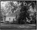 SOUTH SIDE - Rosalynn Carter Childhood Home, 219 South Bond Street, Plains, Sumter County, GA HABS GA,131-PLAIN,5-3.tif