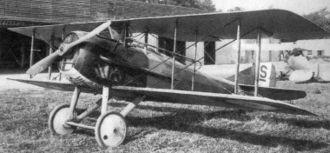 Société pour l'aviation et ses dérivés - SPAD S.VII