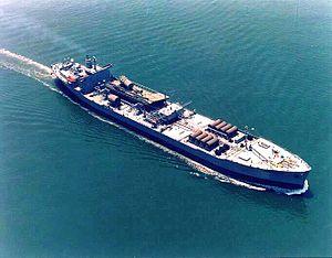 SS Chesapeake (AOT-5084) - SS Chesapeake (AOT-5084)