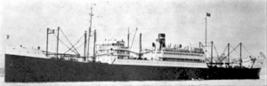 Design 1095 ship - Image: SS Old North State (1920)