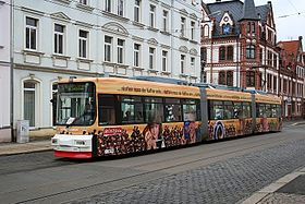 Image illustrative de l'article Tramway de Zwickau