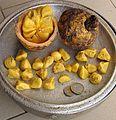 Saba senegalensis - fruit pulp sections.jpg