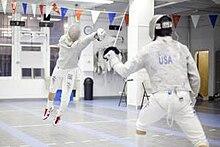 Manhattan Fencing Center Wikipedia