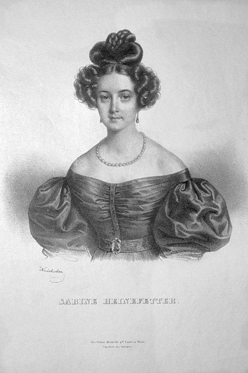 Sabine Heinefetter Litho