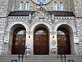Sacred Heart Catholic Church (Columbia, MO) - exterior, portals.jpg