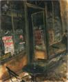 SaekiYūzō-1927-Café Restaurant.png