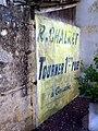 Saint-Macaire 33 Réclame Garage Chalret 01.jpg