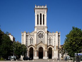 Image illustrative de l'article Cathédrale Saint-Charles-Borromée de Saint-Étienne
