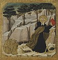 Saint Anthony Abbot Tempted by Gold - Giovanni di ser Giovanni Guidi, called Lo Scheggia, formerly called Master of Fucecchio - Google Cultural Institute.jpg