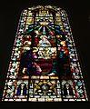 Saint Bernard Church (Burkettsville, OH) - transept, the coming of the Holy Spirit at Pentecost.jpg