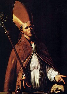 Januarius Bishop of Naples