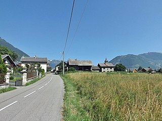 Sainte-Marie-de-Cuines Commune in Auvergne-Rhône-Alpes, France