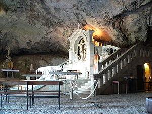 Sainte-Baume - Inside the Cave