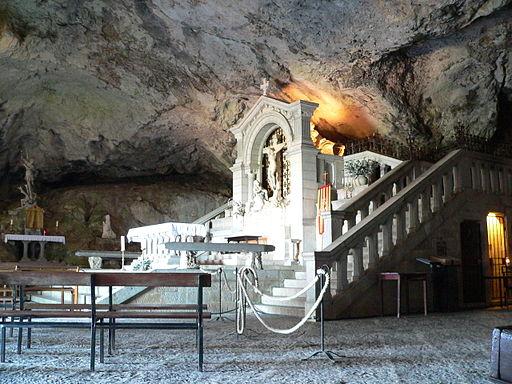 Sainte Baume - Grotte de Marie-Madeleine