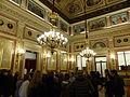 Salón de Conferencias Palacio de las Cortes, Congreso de los Diputados, Madrid, España, 2015 (d).JPG