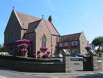 Saint Saviour, Jersey - Parish Hall of Saint Saviour