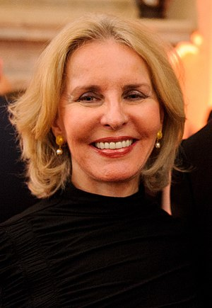 Sally Quinn - Quinn in 2012