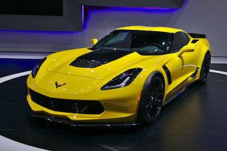 Chevrolet Corvette (C7) Seventh generation of the Corvette sports car