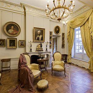 Musée Magnin - Image: Salon doré