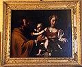 Salotto giallo, sacra famiglia del xvii sec..JPG