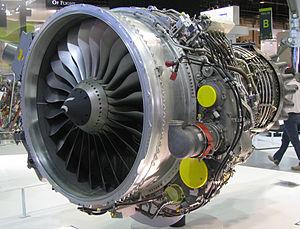 PowerJet SaM146 - PowerJet SaM 146 at Paris Air Show 2011