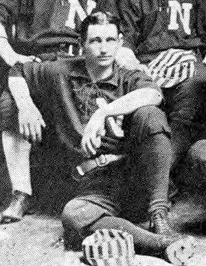 Sam Moran (baseball) - Sam Moran with the Nashville Seraphs in 1895