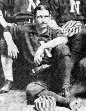Nashville Tigers - Sam Moran also pitched for the Nashville Seraphs (1895). He is shown here in his Seraphs uniform.