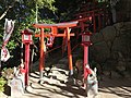 Sando for Okunoin in Tenkai Inari Shrine in Dazaifu Temman Shrine.jpg