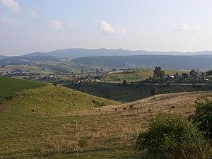 Pešter - Image: Sandzak Landscape