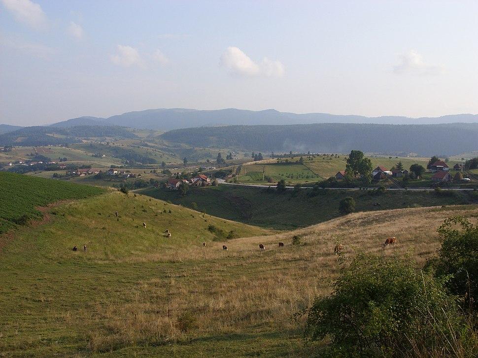Sandzak Landscape