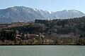 Sankt Margareten Draustausee Hochobir Kleinobir 14022008 01.jpg