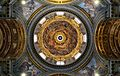 Sant'Agnese in Agone (Rome) - Dome interior.jpg