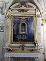 Santa maria degli angiolini, interno, altare laterale francesco curradi 01.JPG