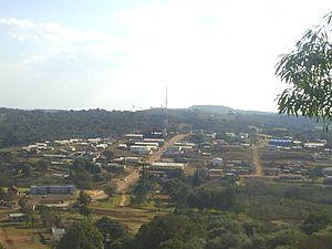 Santa Maria do Oeste - Image: Santamariadooeste