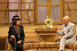 Saratov Drama Theater - Image: Sar Drama Квартет 2