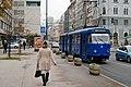 Sarajevo Tram-286 Line-1 2013-11-15.jpg