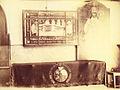 Sarkofag Zofii z Olelkowiczów Radziwiłłowej, płaszczenica i portret władyki.jpg