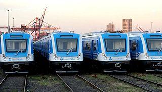Domingo Faustino Sarmiento Railway