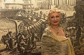 Sylvia Sass Hungarian opera singer