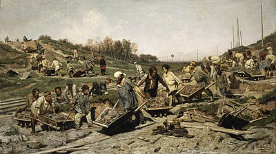 Savitsky Repair work on the railway gtg h.jpg