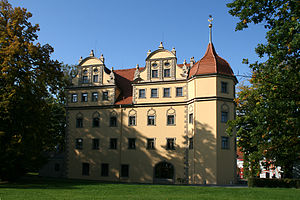 Bertsdorf-Hörnitz - Althörnitz Castle