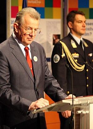 Pál Schmitt - Pál Schmitt in 2011