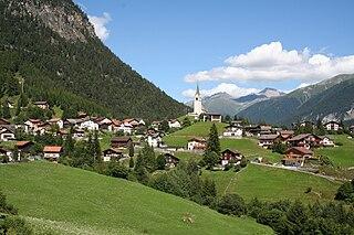 Schmitten, Graubünden Place in Graubünden, Switzerland
