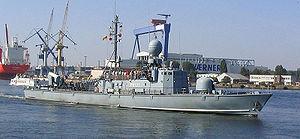 Gepard-class fast attack craft